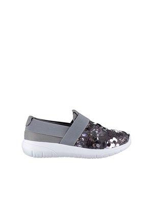 Кросівки сіро-сріблясті   3105197