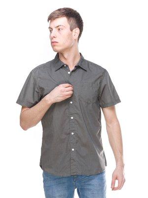 Рубашка цвета хаки | 3084315