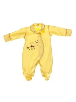 Чоловічок жовтий з малюнком   3083875