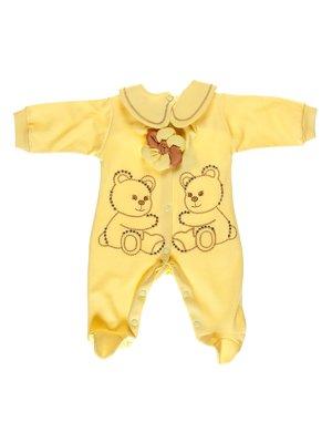 Чоловічок жовтий з малюнком   3083887