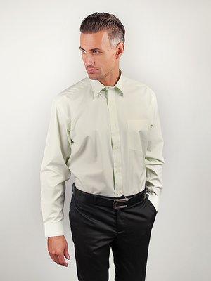 Рубашка светло-оливкового цвета | 3108372