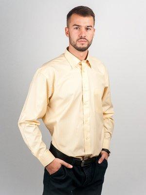 Рубашка желтая в полоску | 3108407