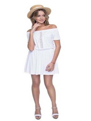 Сукня молочного кольору | 3109232