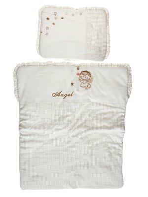 Комплект: ковдра і подушка | 3083898