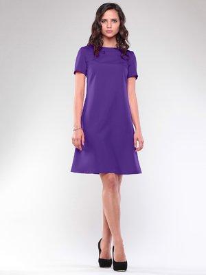 Платье фиалковое | 3109655