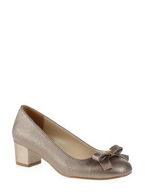 Туфли медного цвета | 3115206
