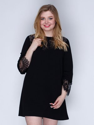 Платье черное | 3086342