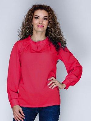 Блуза малиновая   3045945