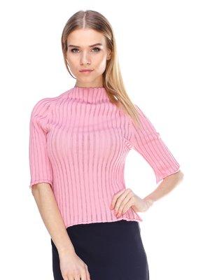 Джемпер розовый | 3075544