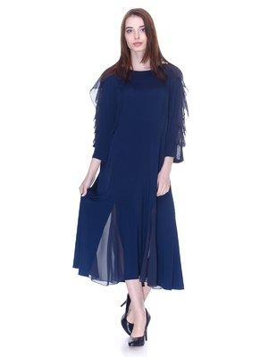 Сукня синя | 3075517
