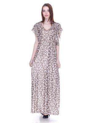 Сукня анімалістичного забарвлення | 3075513