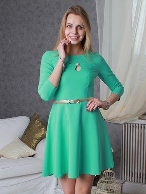 Сукня м'ятного кольору | 2279080