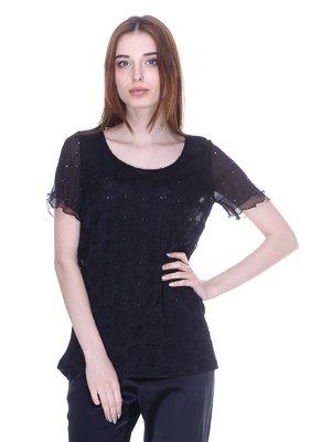 Блуза черная | 3062502