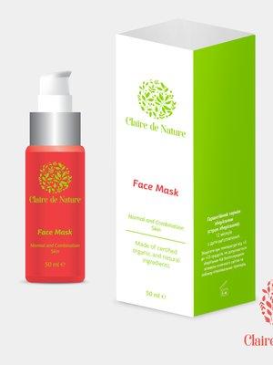Маска для нормальной и комбинированной кожи лица (50 мл) | 3128328