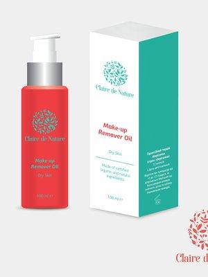 Масло для снятия макияжа для сухой кожи лица (100 мл) | 3128334