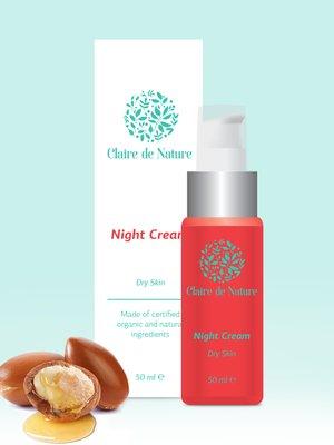 Крем ночной для лица для сухой кожи (50 мл) | 3128336