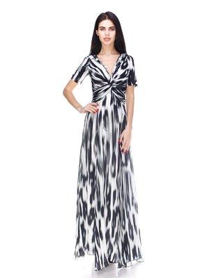 Сукня анімалістичного забарвлення | 3075521