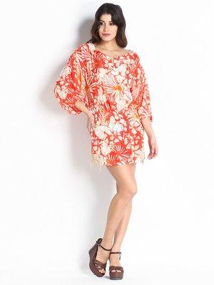 Платье цветочной расцветки | 2423508