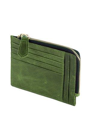 Картхолдер зеленый | 3105473