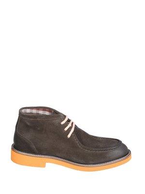 Ботинки цвета хаки | 3066474