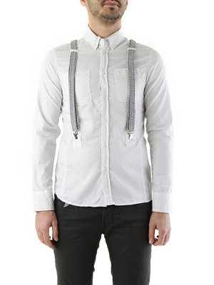 Рубашка белая | 3141360