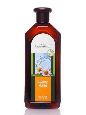 Шампунь «Ромашка» для блеска тонких волос (500 мл) - Krauterhof - 2671757