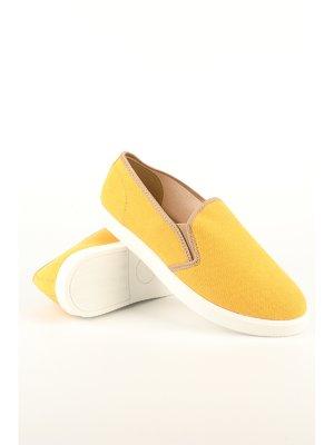 Слипоны желтые | 3145654