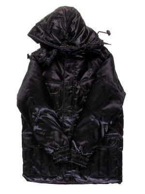 Куртка темно-фіолетова | 3096377