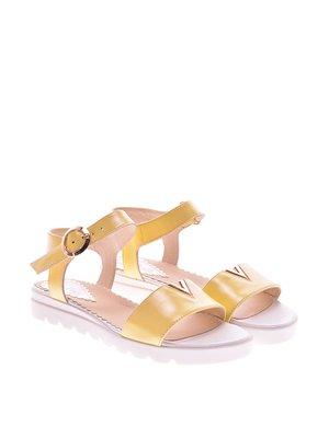 Сандалії жовті | 2198833