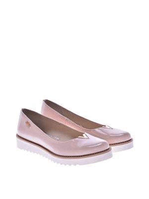 Туфлі бежеві | 3098721