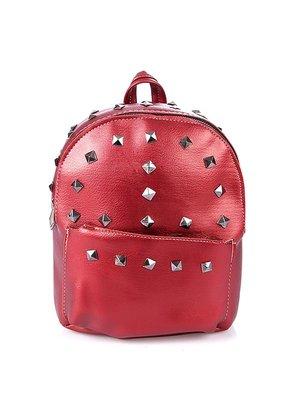 Рюкзак бордовый | 3140479