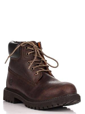 Черевики коричневі | 2489799