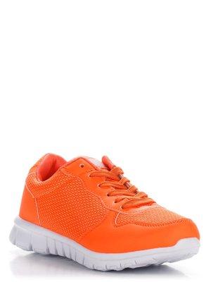 Кроссовки оранжевые | 3137584