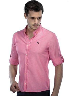 Рубашка темно-розовая - PHILIP LOREN - 3159897