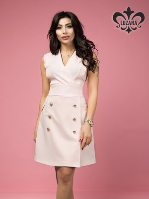 Платье кремового цвета   3166066