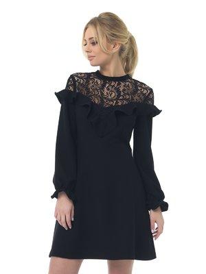 Платье черное | 3160008