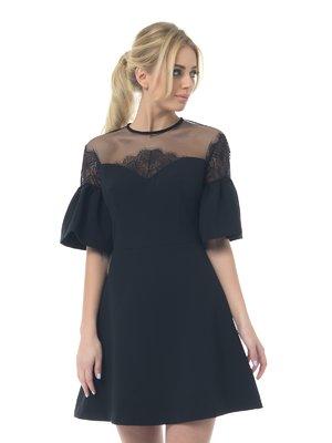 Платье черное | 3160010