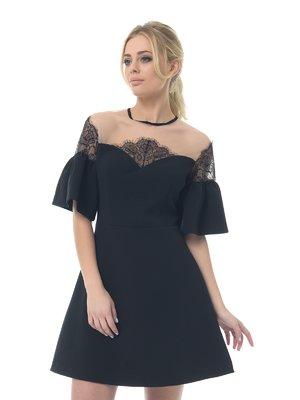 Платье черное | 3160011