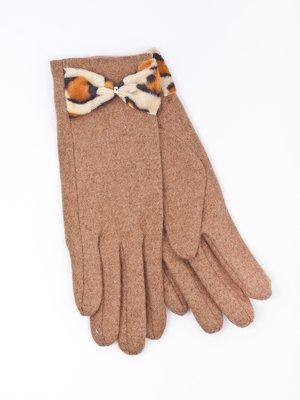 Перчатки светло-коричневые | 2878181