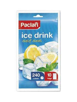 Мішечки для льоду Paclan (10х24 шт.) | 3167129