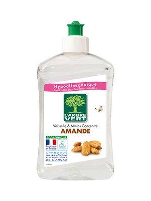Жидкость для мытья посуды L'Arbre Vert «Миндаль» (500 мл) | 3167199