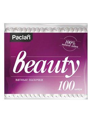 Палички ватні Paclan Beauty (100 шт.) | 3167118