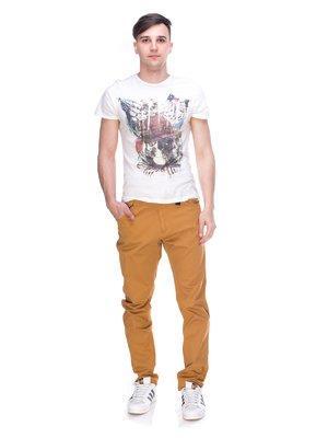 Штани гірчичного кольору | 3079025