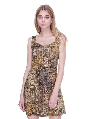Платье в орнамент | 2984006