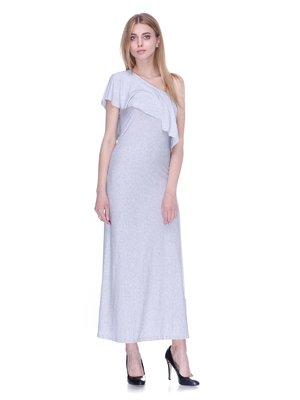 Платье серое | 3044831