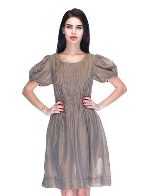 Сукня коричнева | 3130990