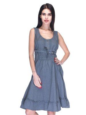 Сукня сіра | 3131020
