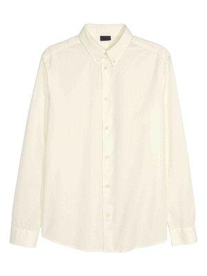 Рубашка белая | 3126040