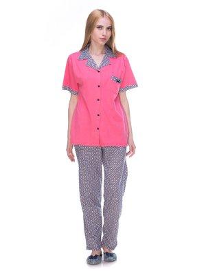 Пижама: рубашка и брюки | 3130183