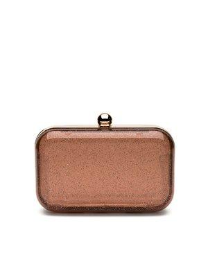 Клатч коричневий | 3177164